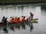 Drachenbootrennen und das Training 2010